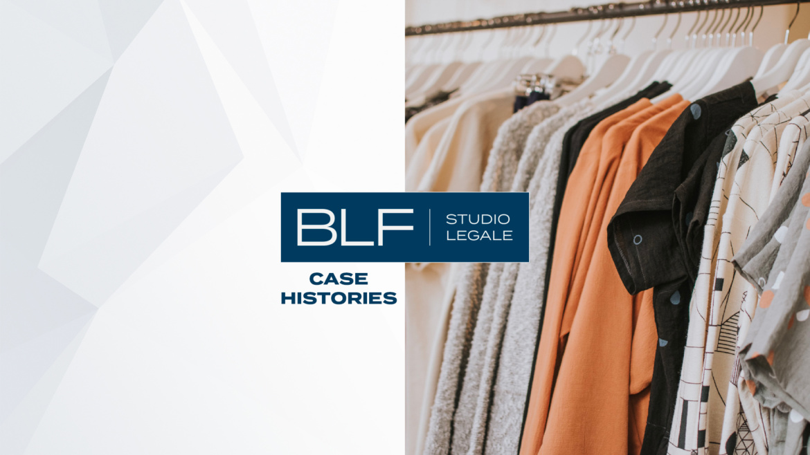 BLF Studio Legale in the sale of A. Testoni S.p.A. to Sitoy