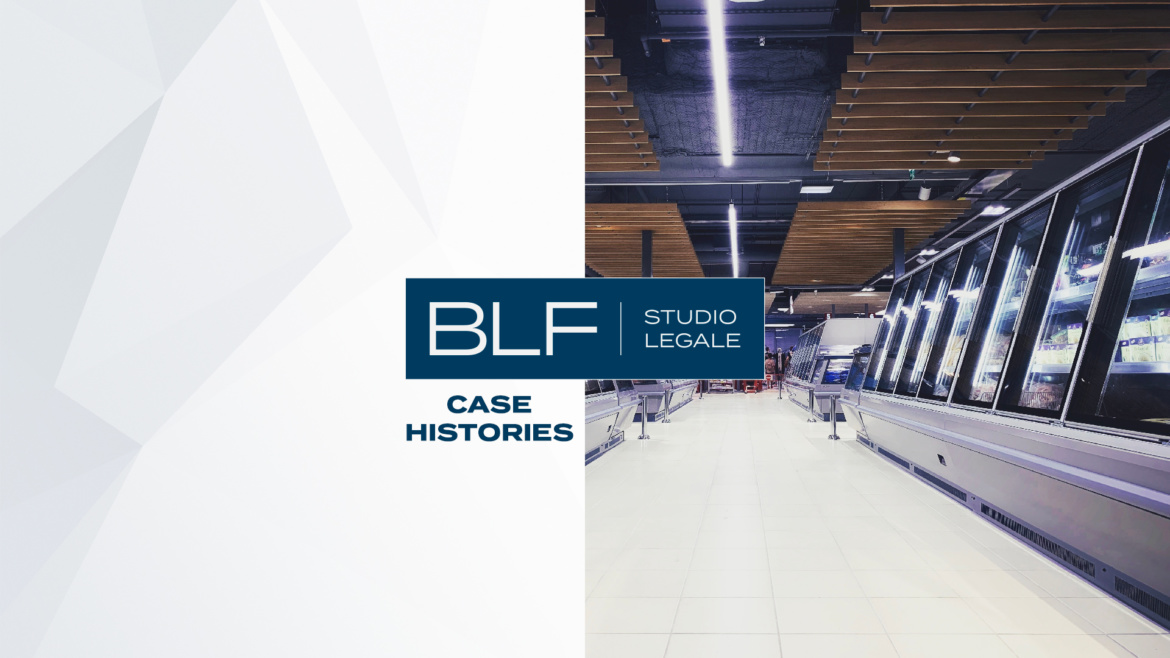 BLF Studio Legale with Mandarin Capital Partner in the acquisition by Italian Frozen Food Holding of the 100% of the share capital of Alcass S.p.A.