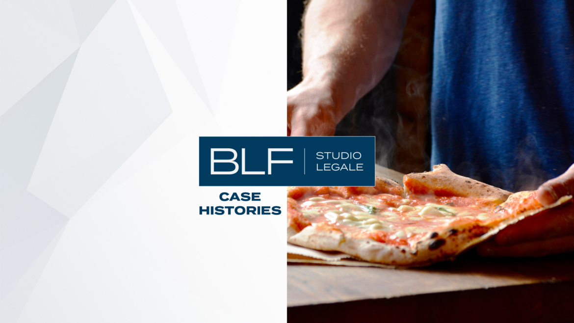 BLF Studio Legale in the sale of the StartUp PizzaBo to the German fund Rocket Internet SE